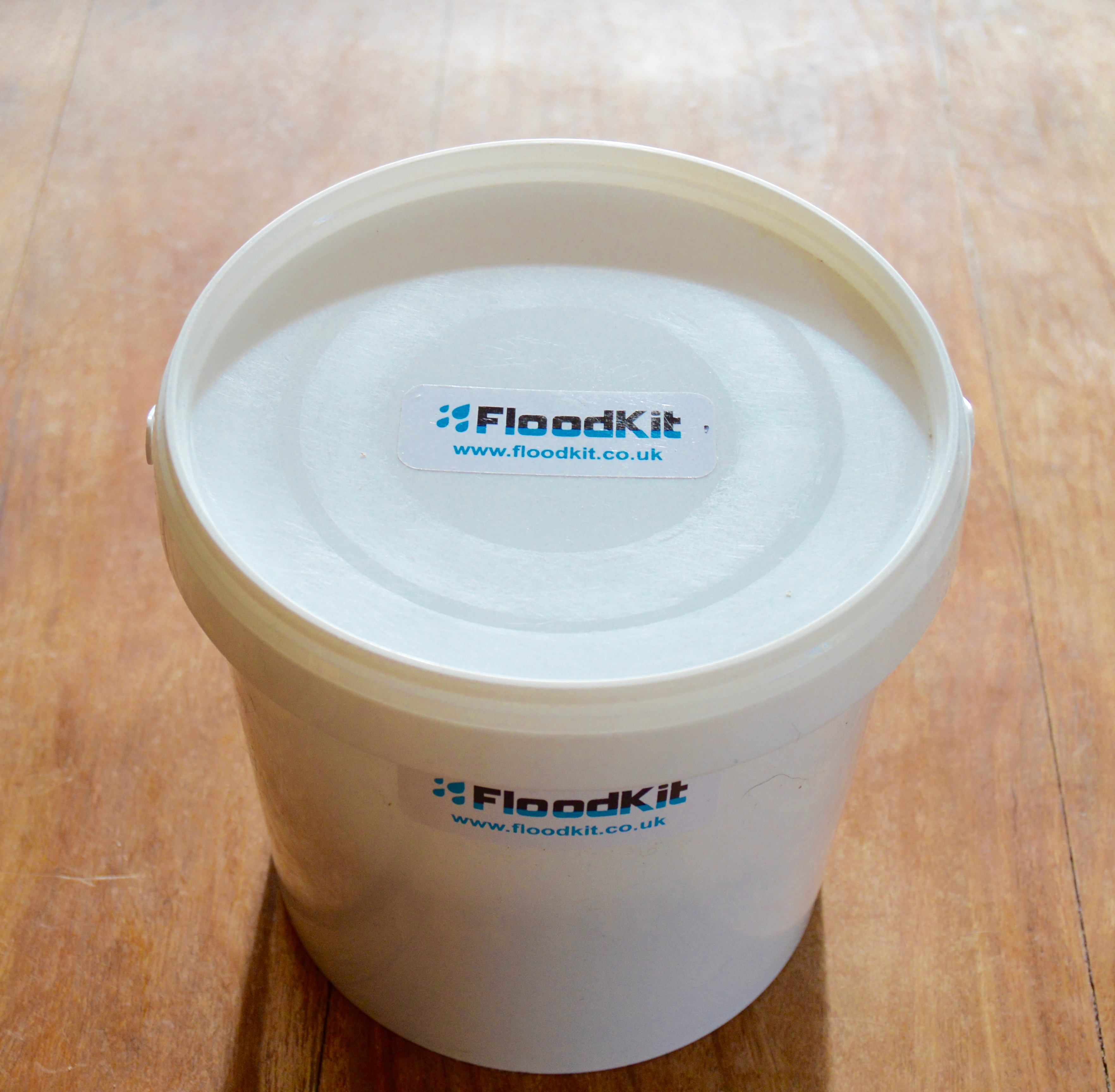 image of U bend bags for use with floodKit toilet stopper as a flood prevention product